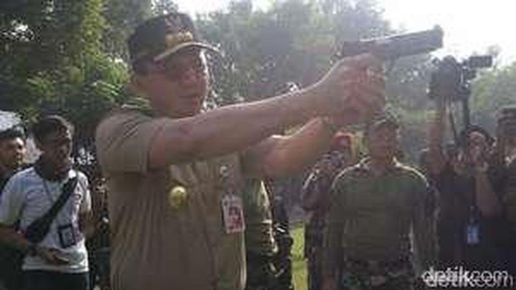 Dikritik DPR Soal Beri Honor TNI/Polri, Ahok: Tanya ke Mendagri Itu Sudah Lama