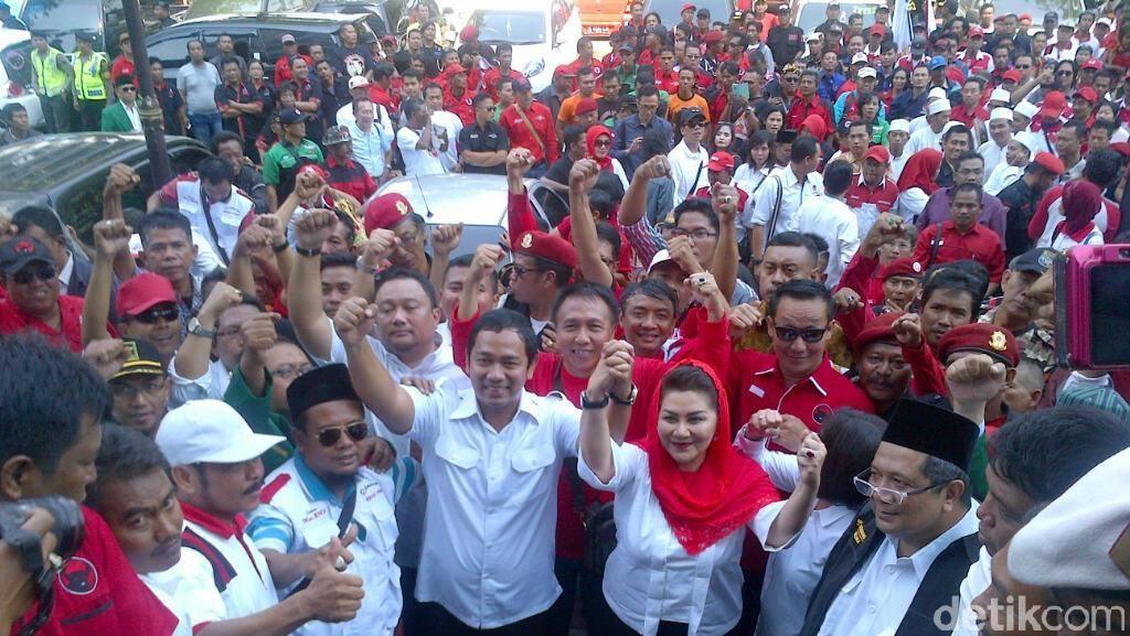 Pendaftaran Calon Wali Kota Semarang, PDIP Lupa Bawa Rekomendasi Megawati