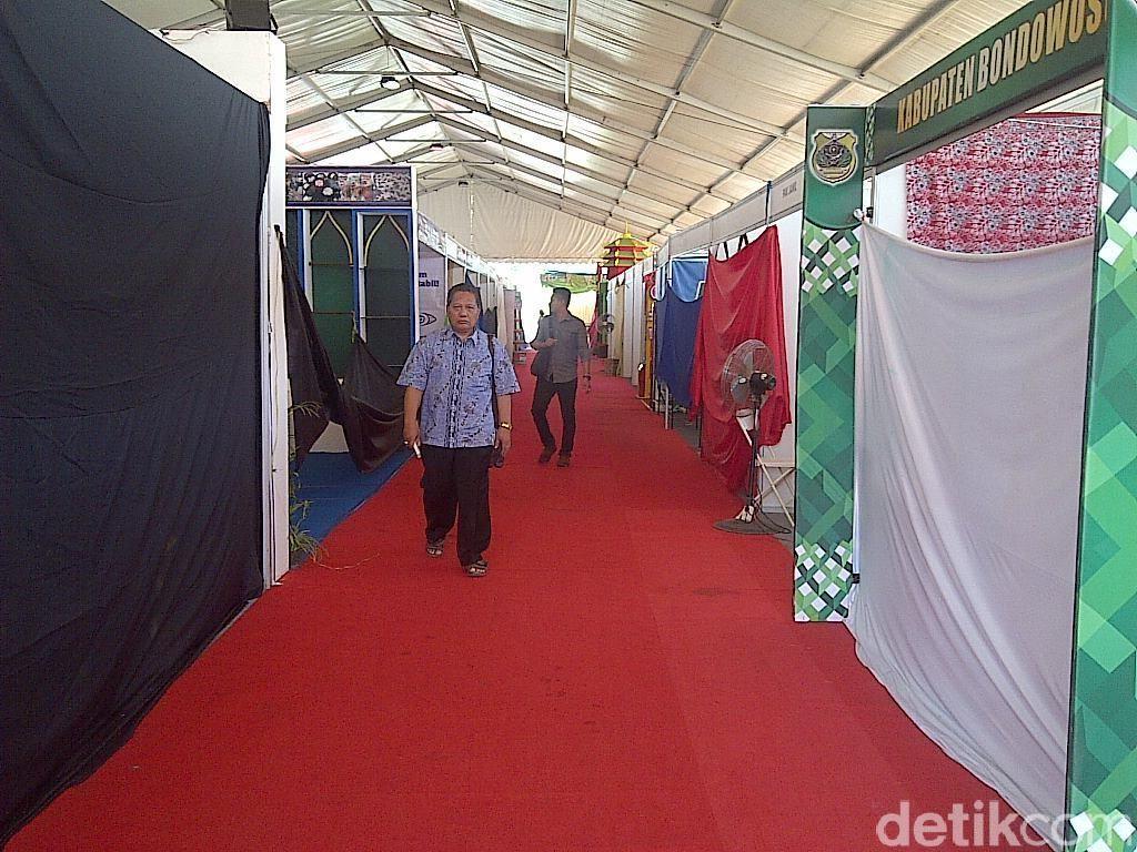 NU Expo Ramaikan Muktamar NU di Jombang