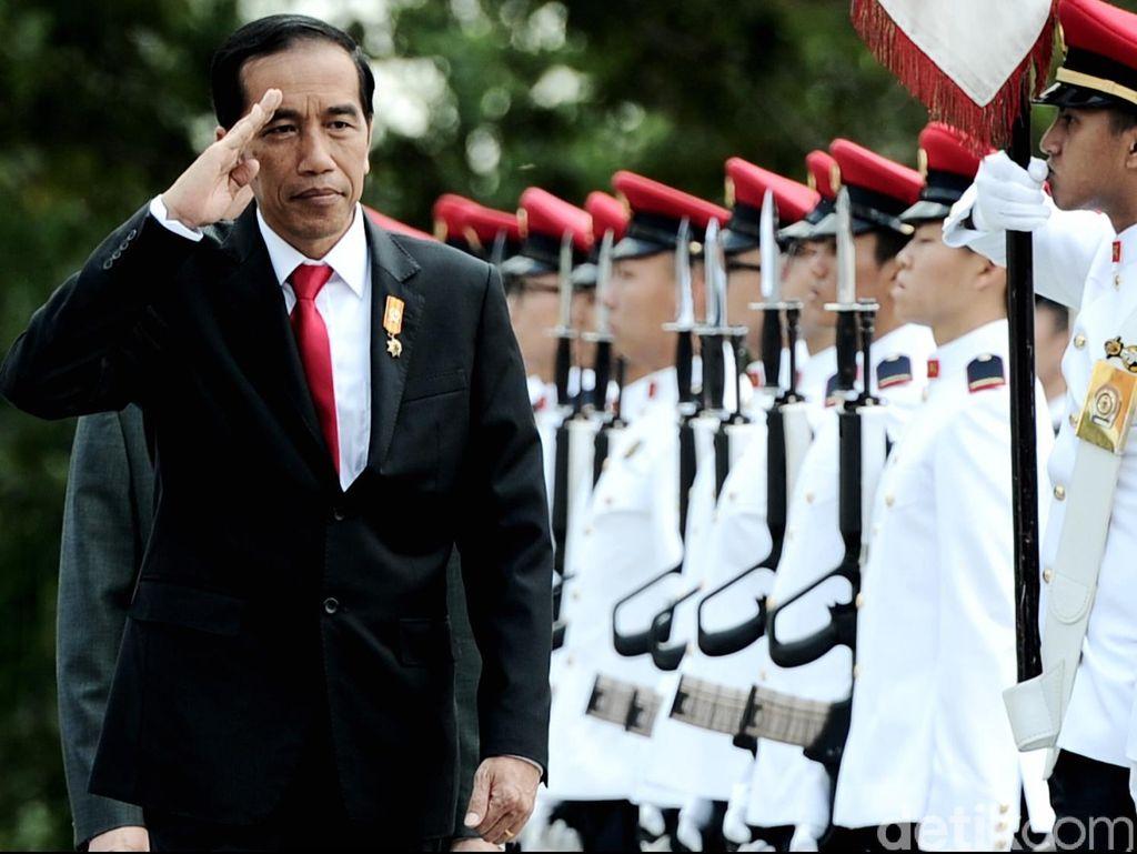 Begini Kekesalan Jokowi Akan Dwelling Time di Priok yang Bermasalah
