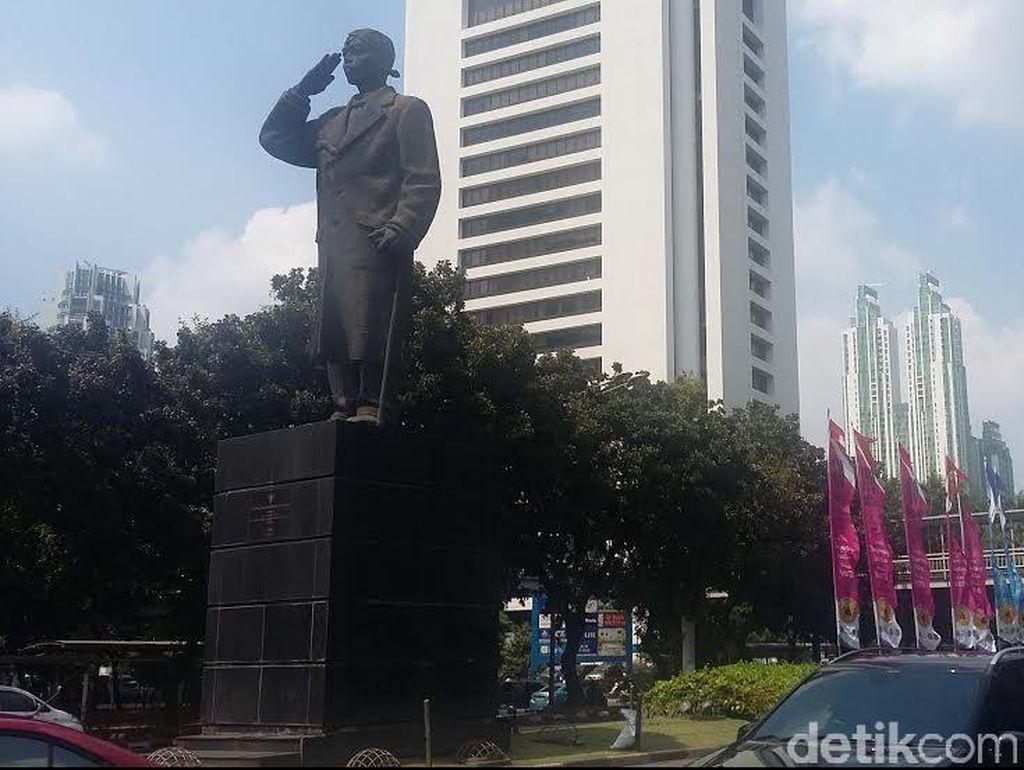 Patung Sudirman Dicorat-coret, Ahok: Harus Diberi Sanksi!