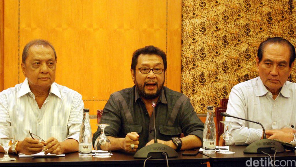 Yorrys ke Bambang Soesatyo: Elegan Sedikit Lah, Jangan Menjelekkan