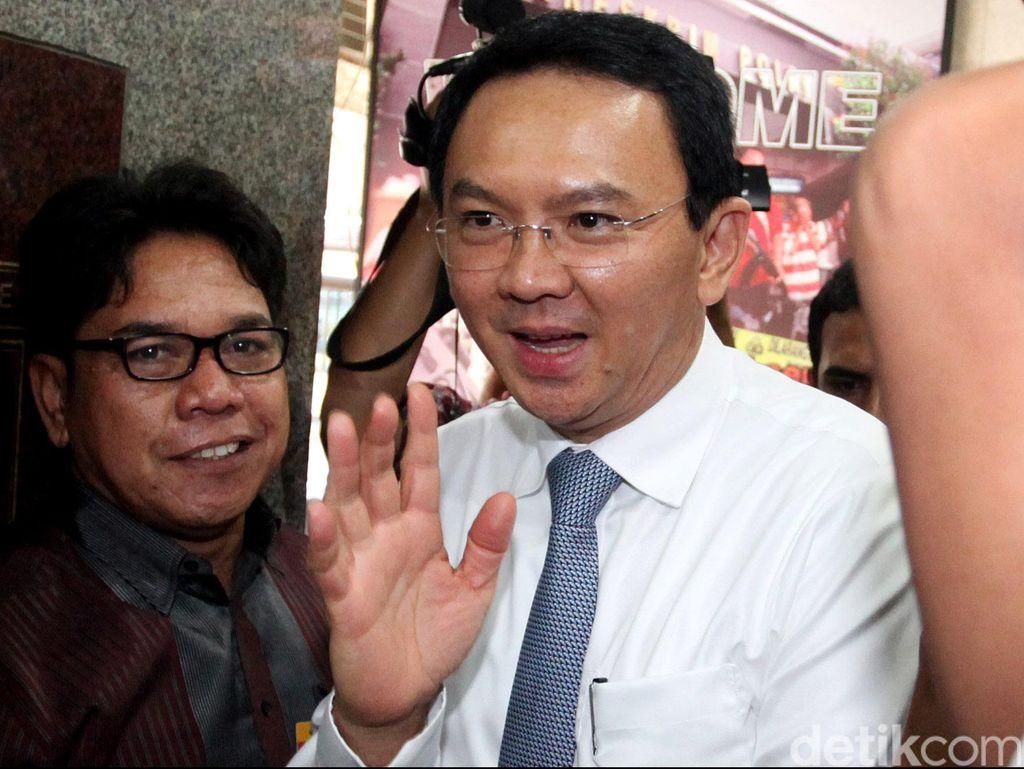 Ahok: Mayoritas Anggota DPRD yang Sekarang Tak Tahu Prioritas Pemrov DKI