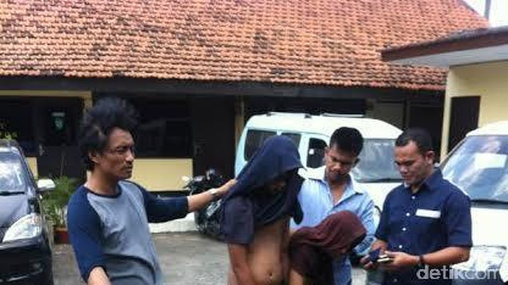 Rampas HP Pejalan Kaki, Dua Remaja Ditangkap
