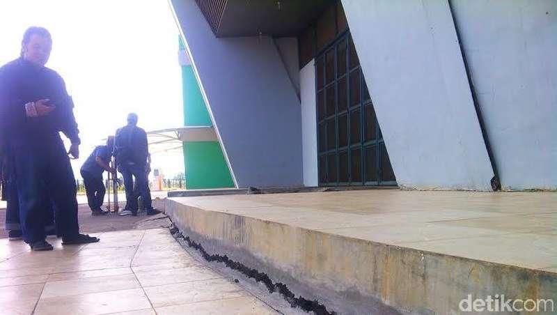 Soal Penggunaan Stadion GBLA, Ridwan Kamil: Kami Tidak akan Memaksa