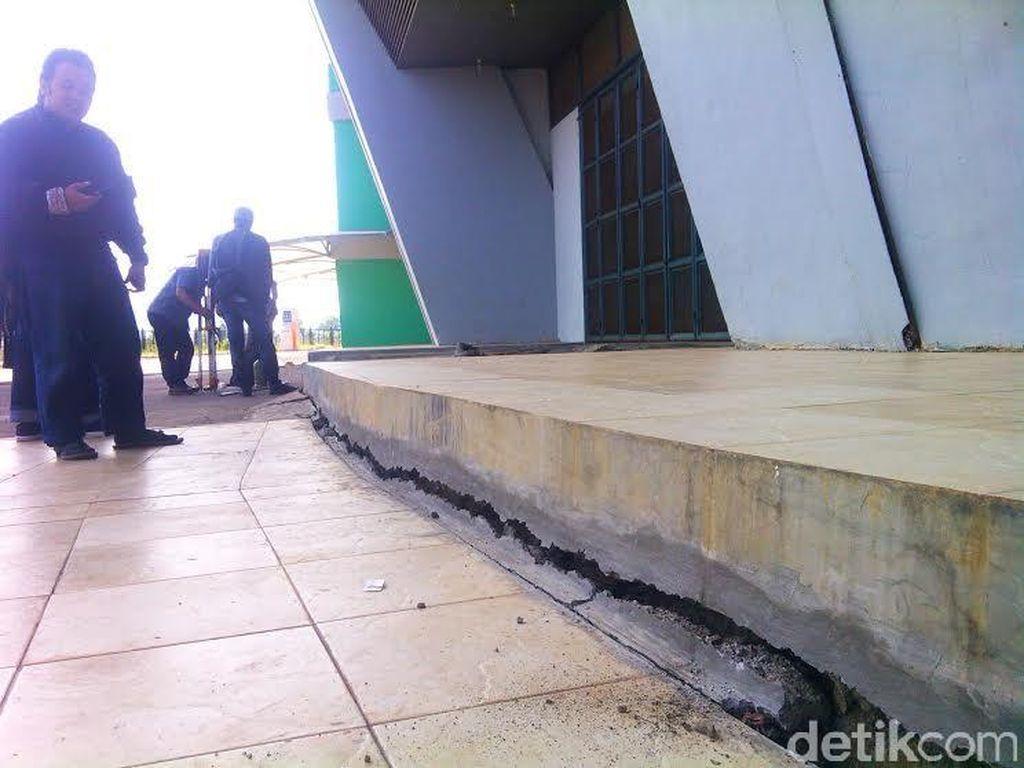 Dugaan Kasus Korupsi Stadion GBLA, Ridwan Kamil tak akan Ikut Campur