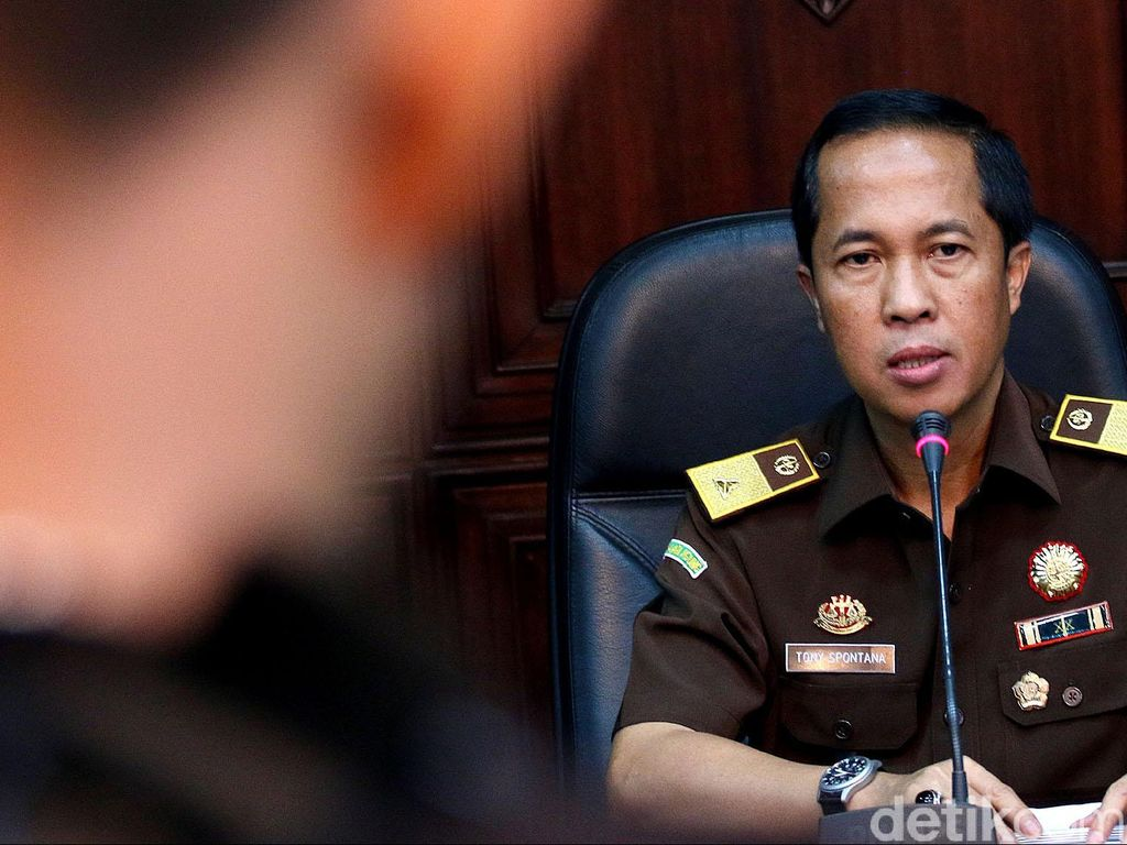 Kejagung Sudah Tahan 5 Tersangka Kasus Korupsi Alat Kontrasepsi
