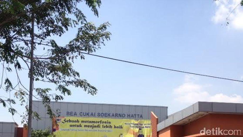 Dirjen Bea Cukai Resmikan Kantor Pelayanan Tipe C Bandara Soekarno Hatta