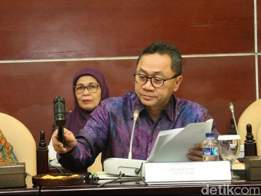 MPR Gelar Rapat Gabungan Persiapan Sidang Tahunan 15 Agustus