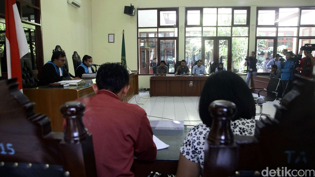 PTUN Tolak Gugatan Imparsial, Menkum Yasonna: Itu Domain Pengadilan