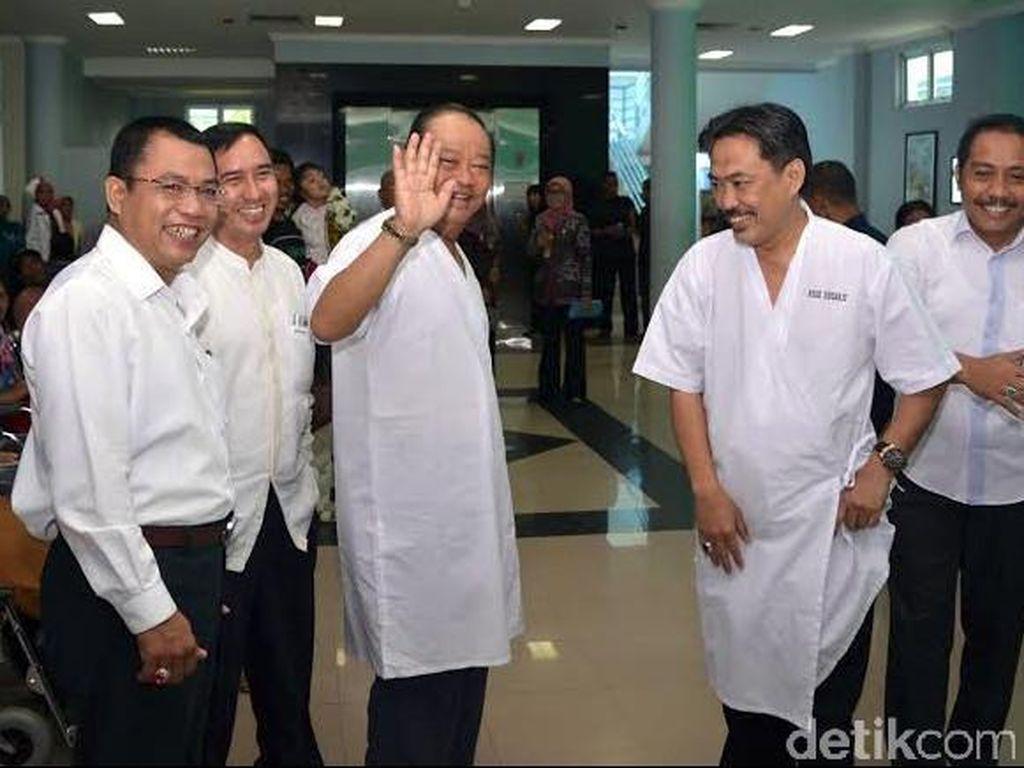 Empat Paslon Bupati-Wakil Bupati Sidoarjo Jalani Tes Kesehatan