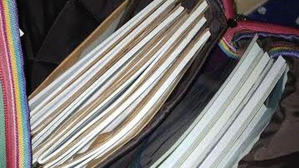 Curhat para Ortu yang Anaknya Mesti Memanggul Beban Tas Berat ke Sekolah
