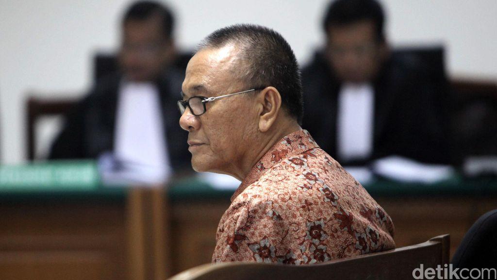 Terdakwa Kasus Wisma Atlet Rizal Abdullah Divonis 3 Tahun Penjara