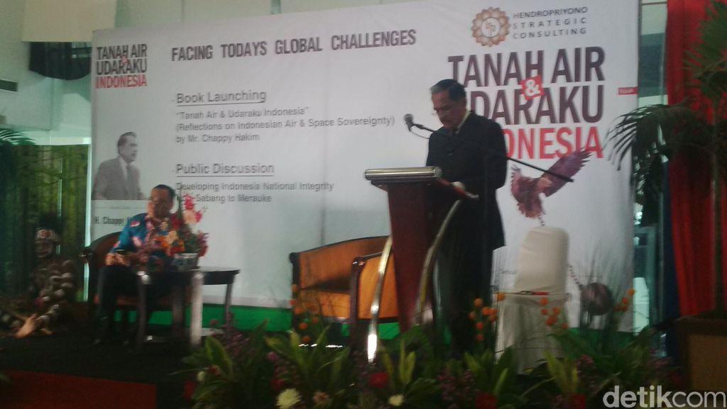 Masih Banyak Kelemahan dalam Pengelolaan Wilayah Udara di Indonesia