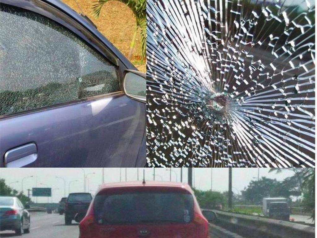 Polisi: Kepemilikan Air Gun Penembak Mobil Keluarga di Tol JORR Ilegal