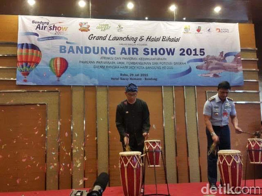 Bandung Air Show 2015 Digelar September Mendatang