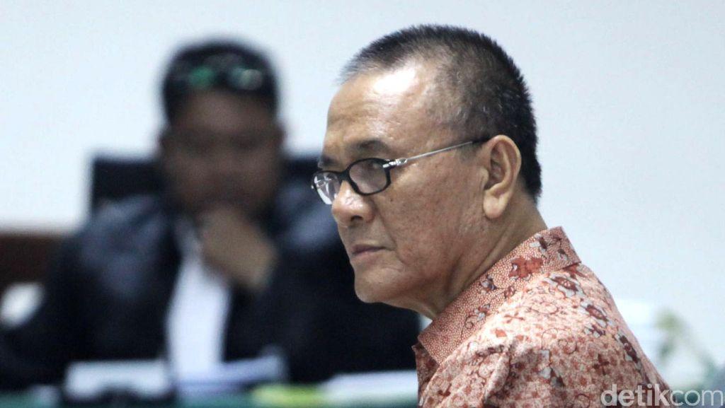 Divonis 3 Tahun Penjara di Kasus Wisma Atlet, Rizal Abdullah Menangis