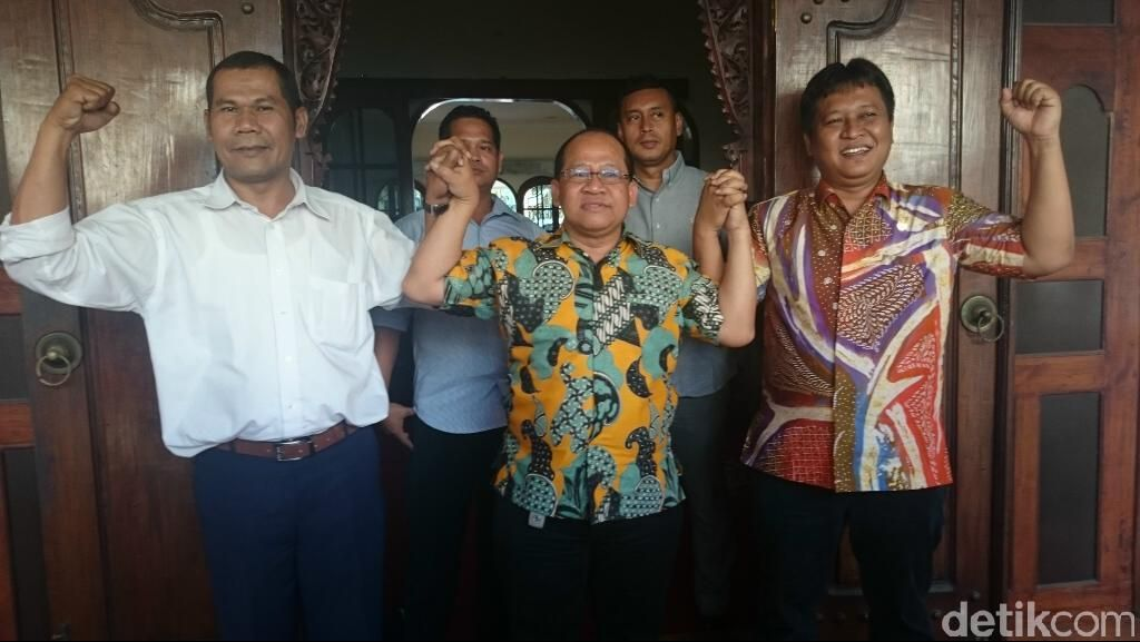 Partai Hanura Merapat ke Cawalkot Semarang Hendy-Ita