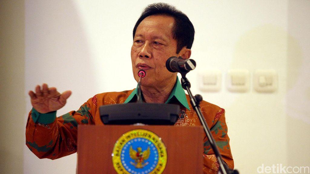 Agar BIN Kuat, Intelijen Dalam dan Luar Negeri Dinilai Harus Dipisah