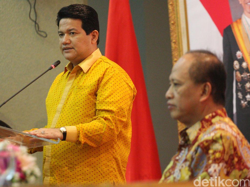 Soal Calon Tunggal, Ketua KPU: Kami Tidak Harapkan Perpu