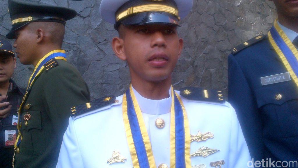 Cerita Adyksa, Peraih Adhi Makayasa TNI AL yang Awalnya Ingin di TNI AD