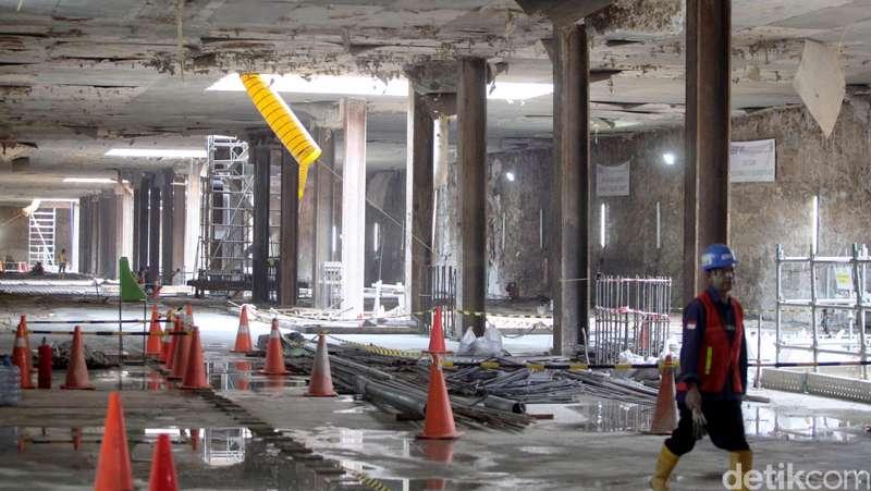 Terkendala Lahan, Stasiun MRT di Cipete Terancam Tak Punya Pintu Masuk