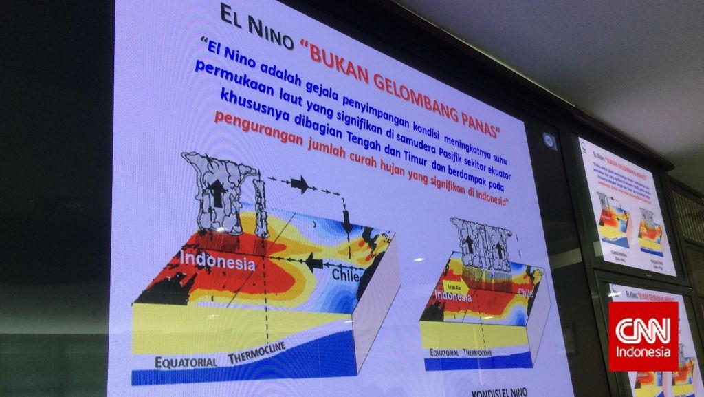 Menteri LH Malaysia: RI Mengaku Lemah Ramalkan El Nino