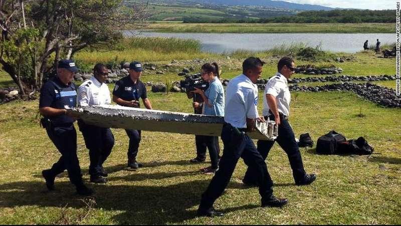 Malaysia Kirim Tim ke Pulau Reunion, Teliti Puing Diduga Bagian MH370