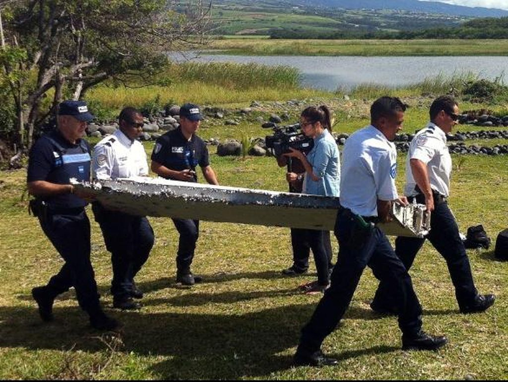 Malaysia: Hampir Pasti Puing Berasal dari Boeing 777