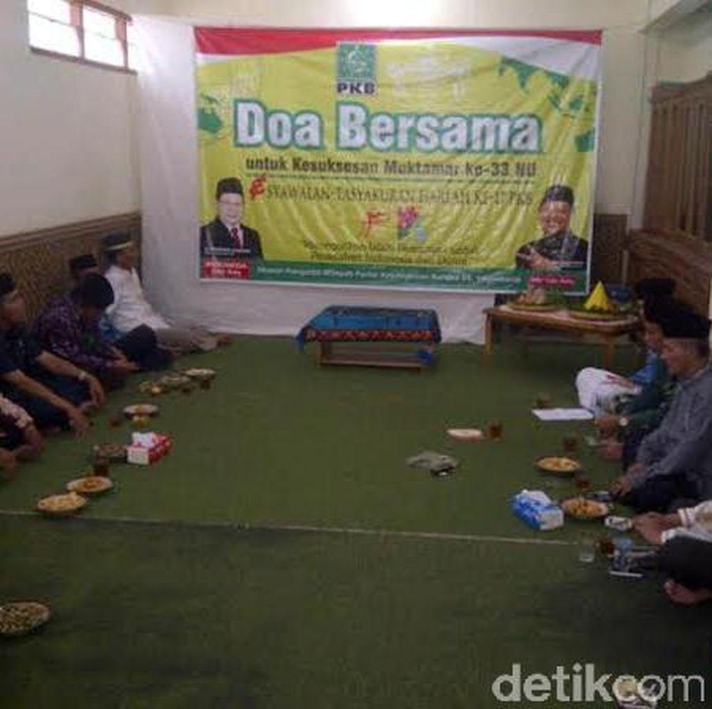 Kiai di Yogyakarta Doa Bersama untuk Kesuksesan Muktamar NU