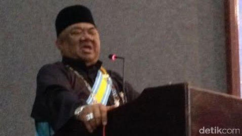Gatot Tersangka, Eks Gubernur Sumut Syamsul Arifin Prihatin