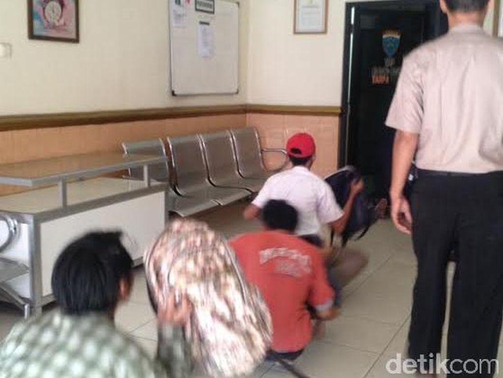 Tawuran di Daan Mogot, 10 Pelajar Diamankan