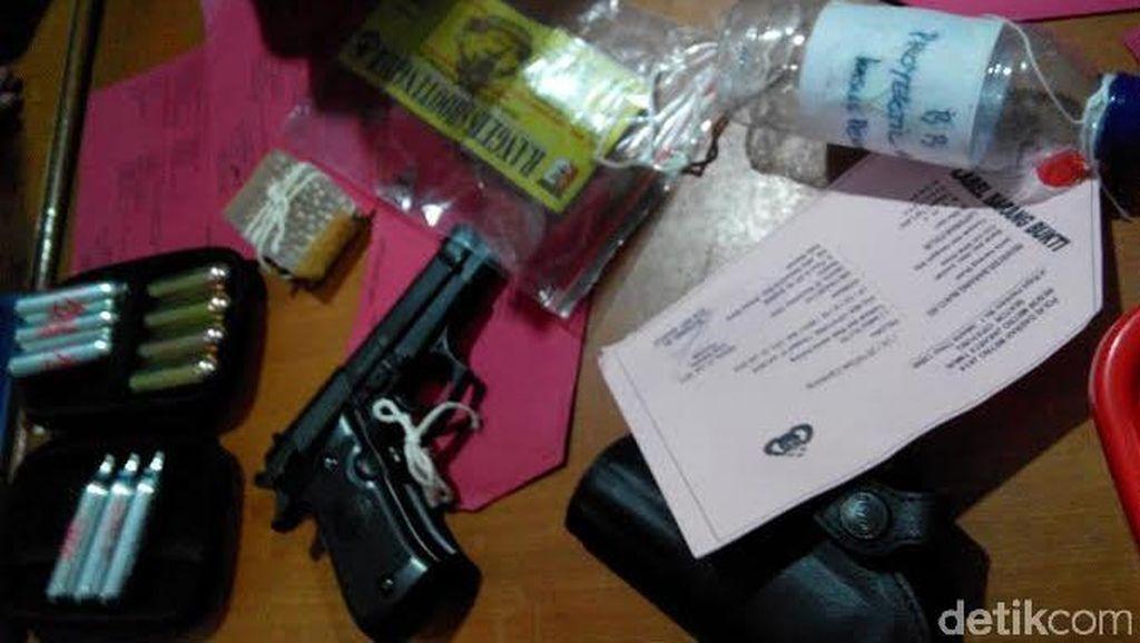 Polisi Akan Periksa Klub Latihan Tembak Tempat Rahmanto Mendapatkan Air Gun