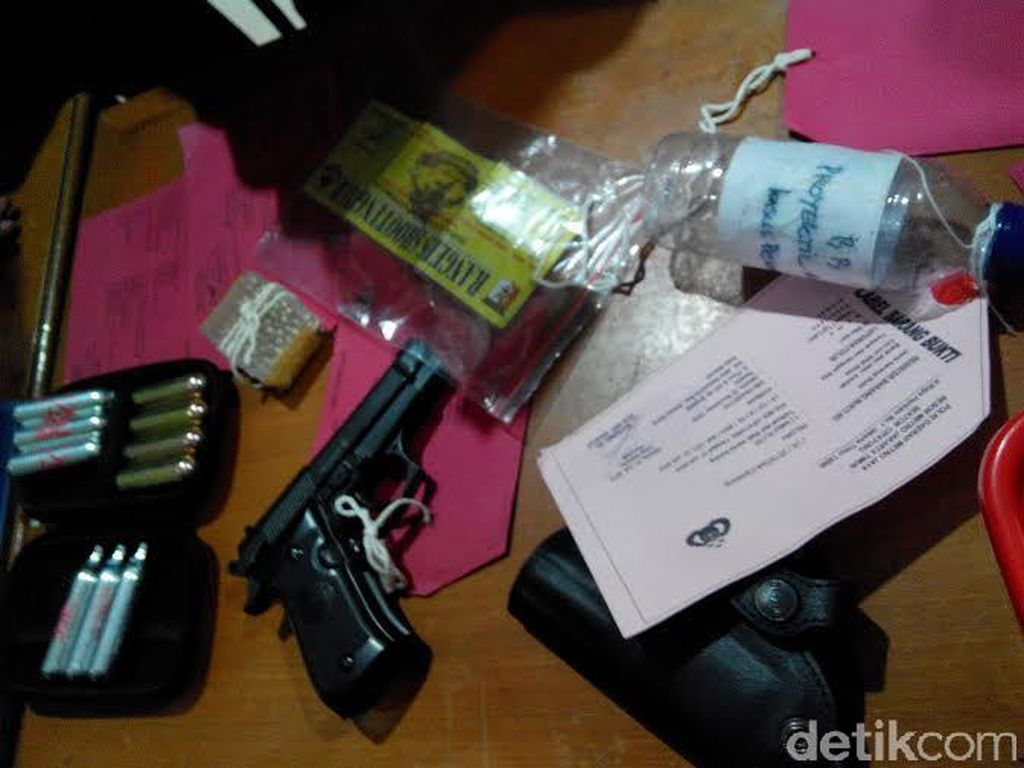 Polisi Akan Periksa Klub Latihan Tembak Tempat Rachmanto Mendapatkan Air Gun
