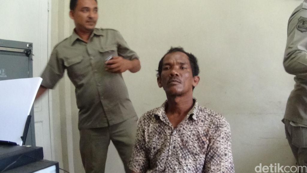 Pengakuan Lugu Sufyan, Pengemis yang Punya Uang Rp 14,5 Juta dan Paspor