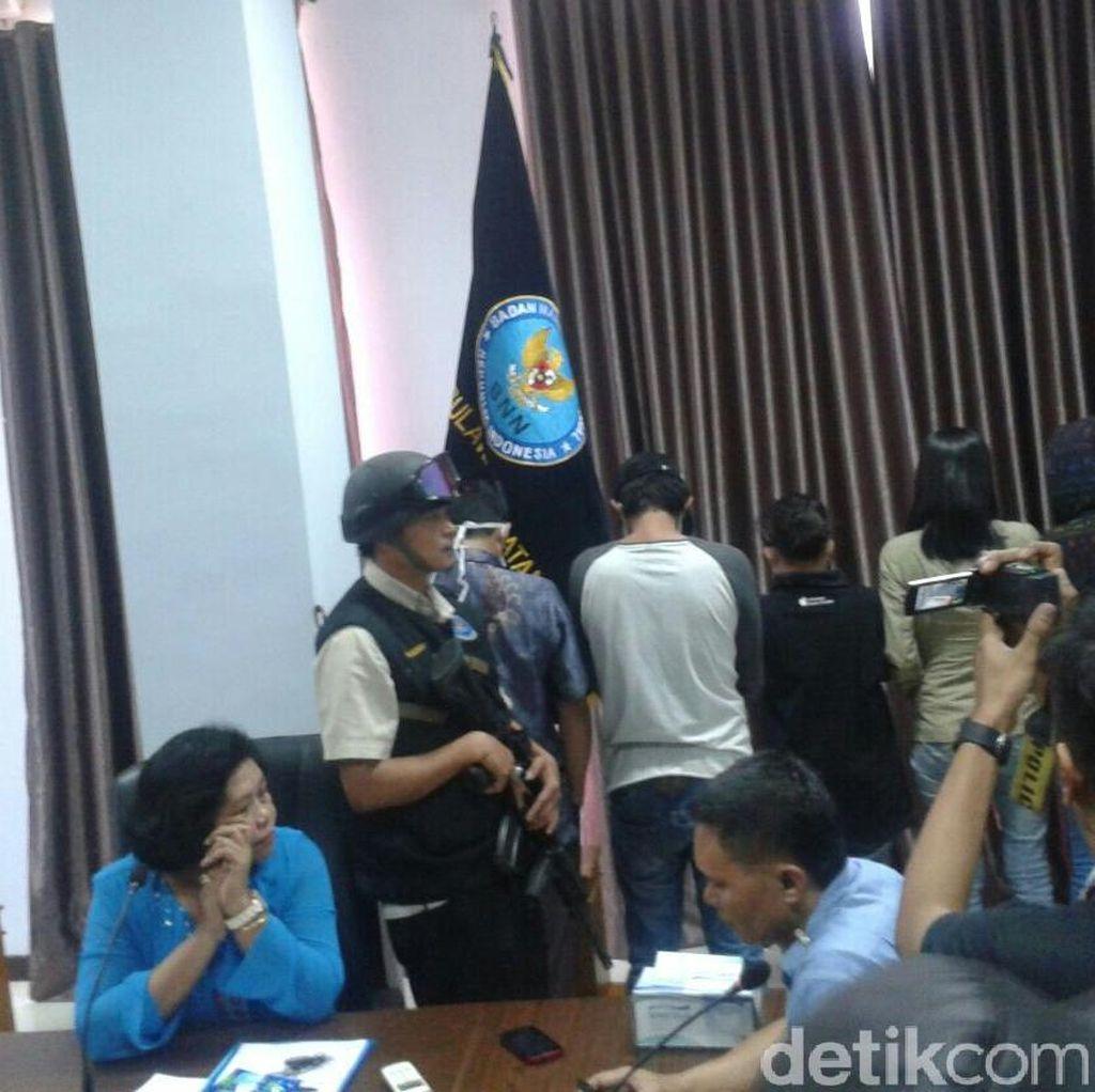 Bawa Sabu, Anggota DPRD Sidrap dan 4 Teman Wanitanya Digerebek BNP Sulsel