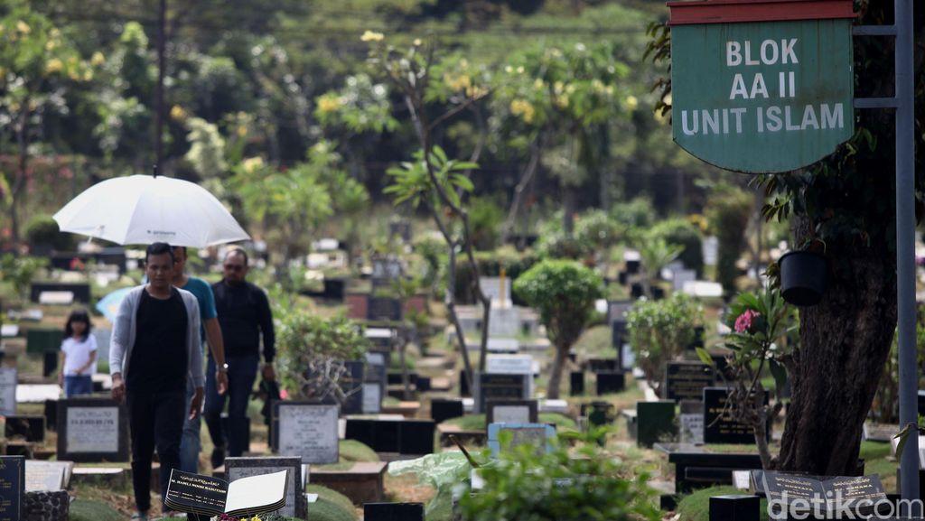 Begini Cara Dinas Pemakaman Berantas Tuntas Calo Makam