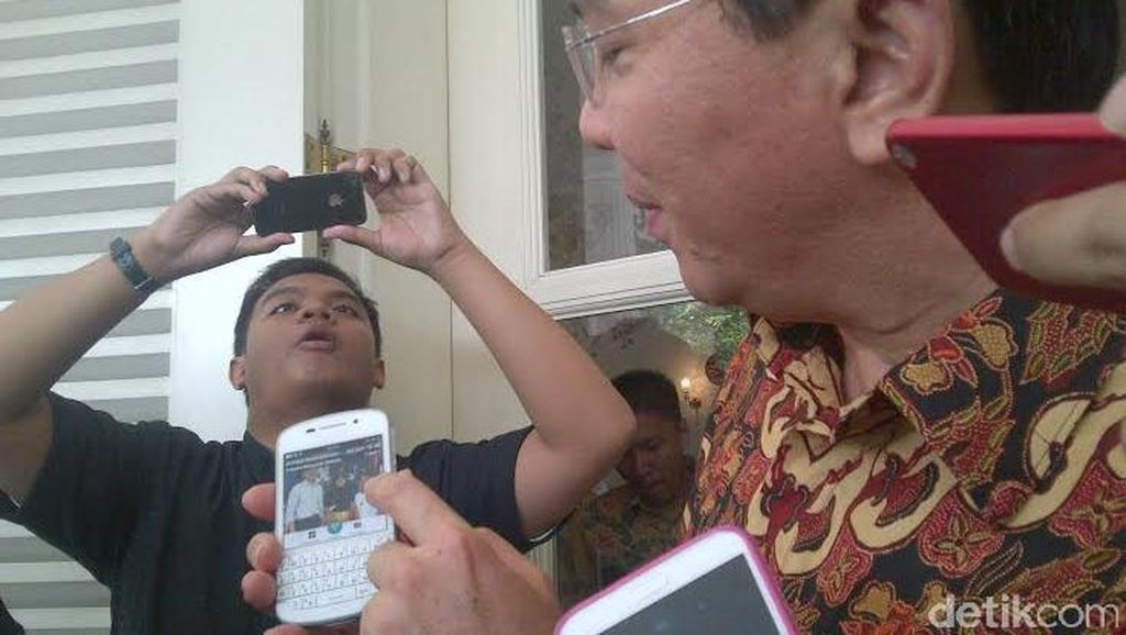 Ahok Terapkan Parking on Street Jelang Pemasangan Parkir Meter di Jakarta
