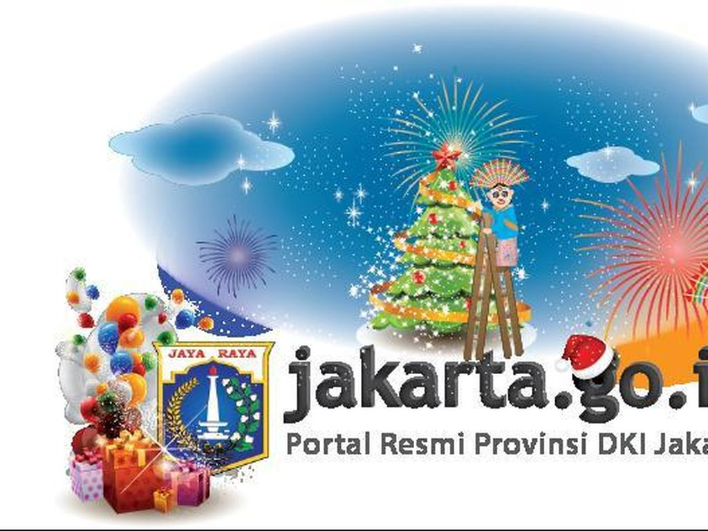 Situs Pemprov DKI Jakarta Dihack, Kadiskominfomas: Ada Kendala Teknis