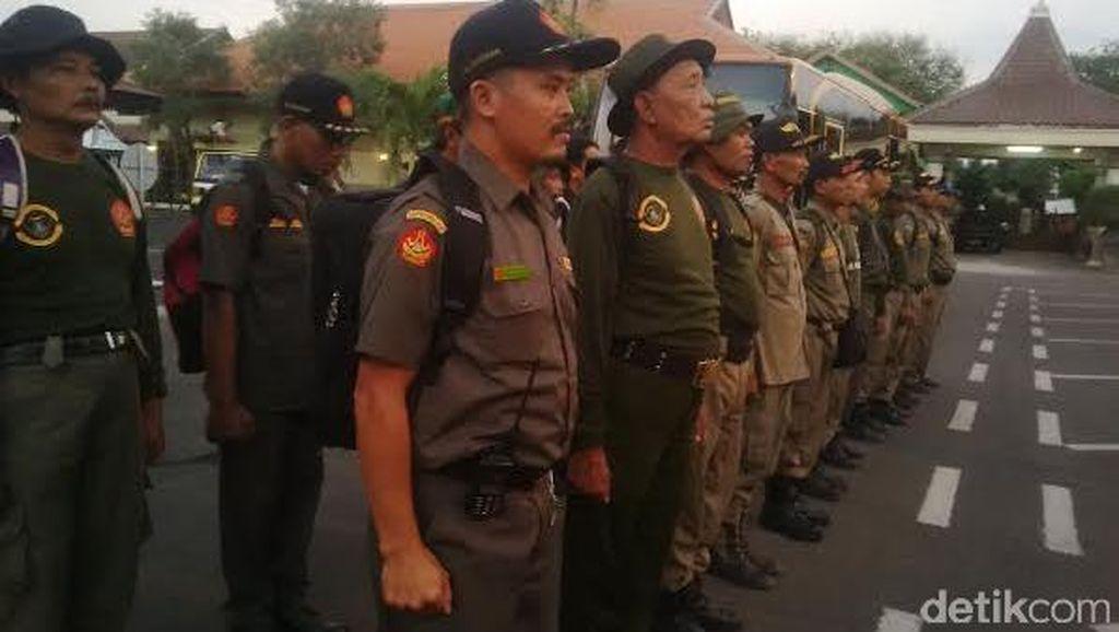 Banser yang Amankan Muktamar NU Dibekali Pelatihan Khusus Marinir