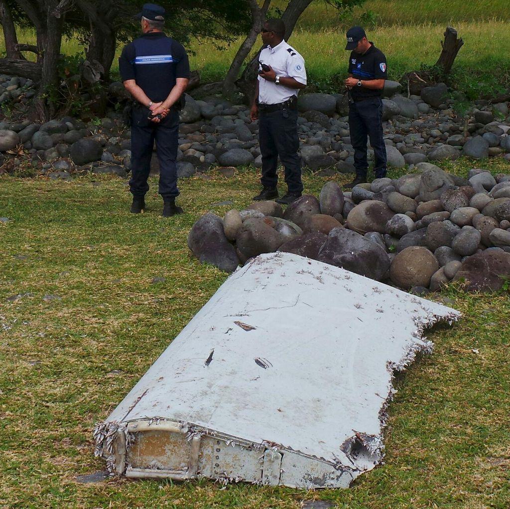PM Najib: Puing Diduga MH370 Dikirim ke Prancis