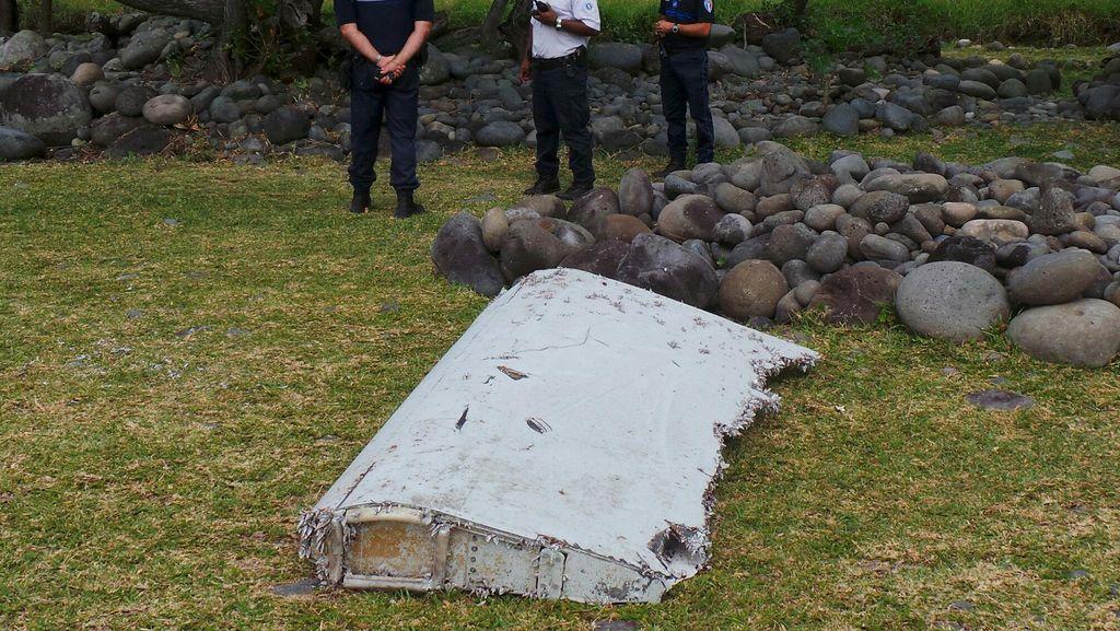 Prancis Ikut Selidiki Temuan Puing Diduga MH370