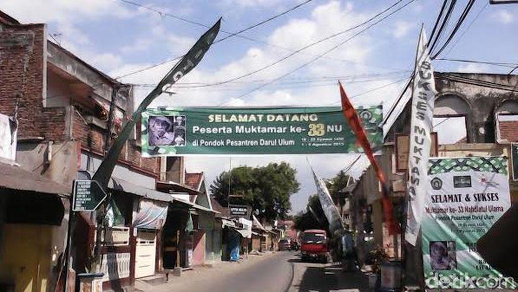 PKB dan Anak Yatim Doa untuk Kesuksesan Muktamar NU di Jombang