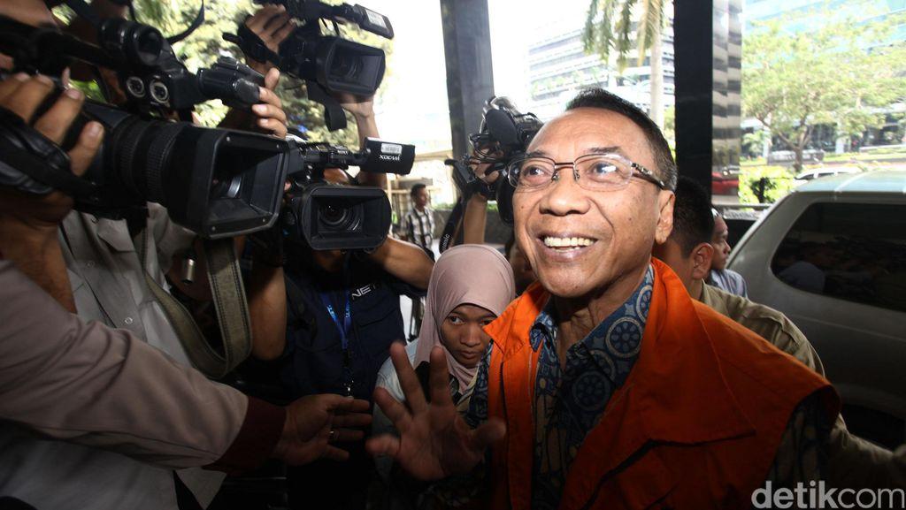 Jero Wacik Diperpanjang Masa Tahanannya dan Akan Segera Disidang
