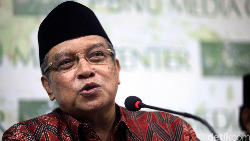 Tutup Muktamar Internasional Islam Moderat, PBNU Gaungkan Islam Nusantara