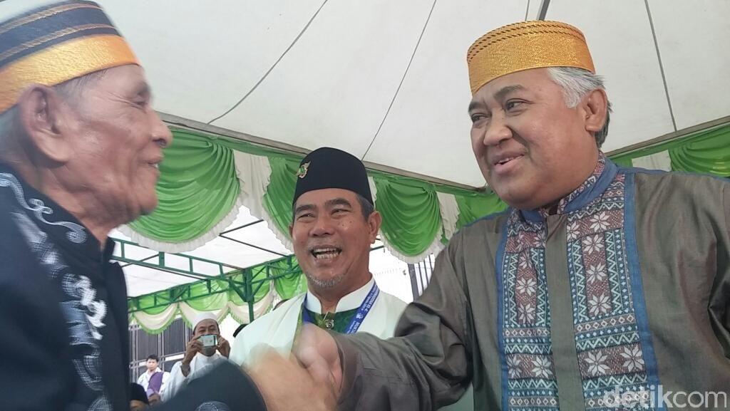 Peserta Muktamar Muhammadiyah Dijamu Santap Malam oleh Gubernur Sulsel
