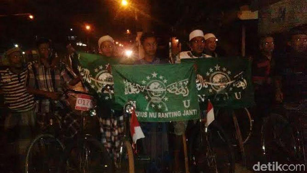 Bersepeda 14 Km, Komunitas Onthel Berharap Ketum Baru PBNU yang Terbaik