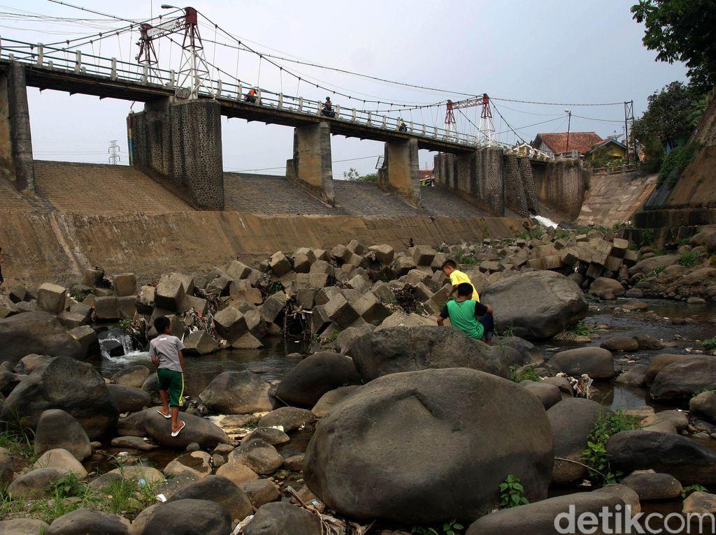 1.000 Embung Disiapkan untuk Tangani Kekeringan di Jawa Tengah