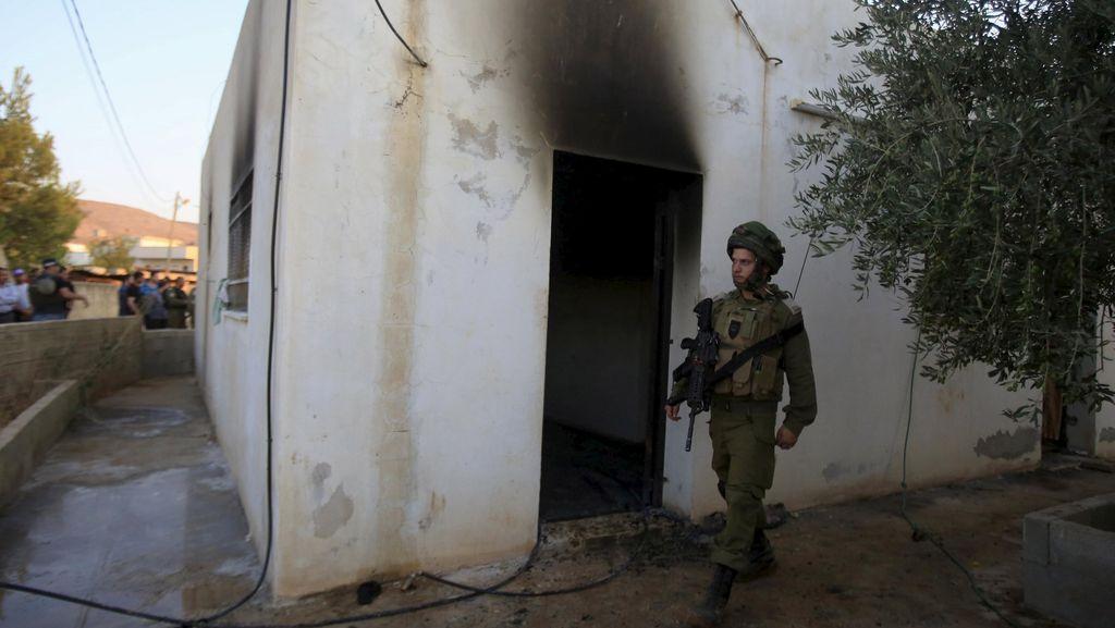 Bayi Palestina Tewas dalam Kebakaran, Israel: Itu Aksi Terorisme!