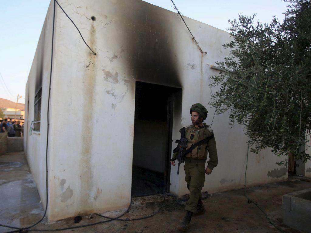 Israel Akan Tahan Ekstremis Yahudi Tanpa Persidangan